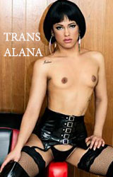 Escort trans Alana Campos
