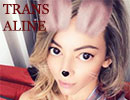 Aline Santos trans Lyon