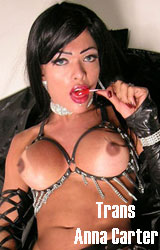 Escort trans Anna Paris