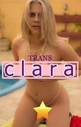 Escort trans Paris Clara