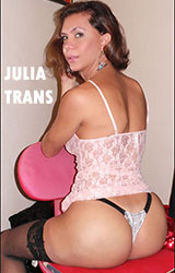 Escort trans Julia Paris