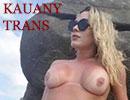 Kauany Oliveira trans Paris