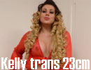 Kelly escort trans Paris