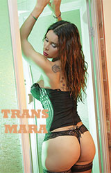 Trans escort Mara Paris