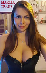 Escort Carolina trans Paris