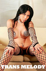 Escort transsexuel Melody
