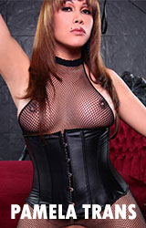 Escort trans Pamela Paris