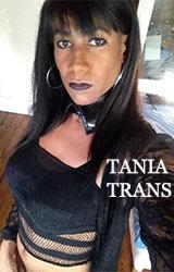 Escort trans Taniatv