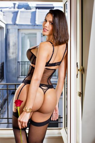 Milena - Escort trans Paris - 0777460625