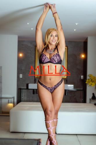 Milla - Escort trans Paris - 0619203291
