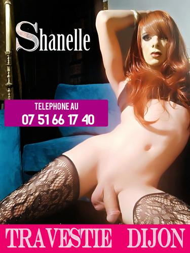 Charmante travestie francaise coquine / dijon centre 07.51.66.17.40 - Escort Dijon