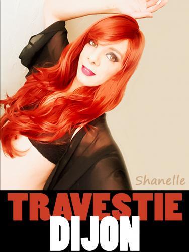 Charmante travestie francaise - dijon centre - Escort Dijon
