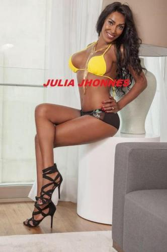 Julia tres raffinee active tbmvrai cock king size 23x6 cm..❤❤julia jhonnes - Escort Nice