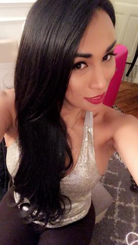 Ivanna23 - Escort trans Paris - 0623884081