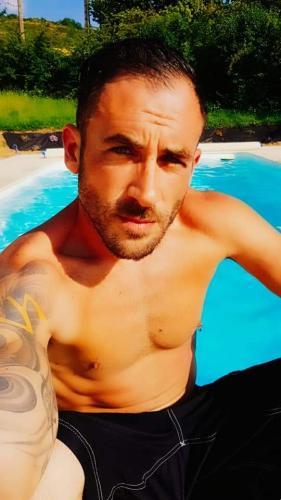 Aaron,escort boy pour couple et femmes... - Escort Toulouse