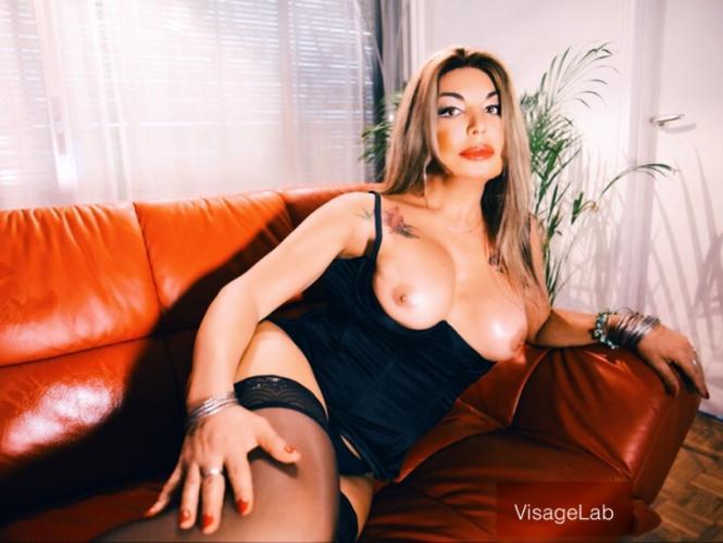 Venusia - Escort trans Paris - 0695447264