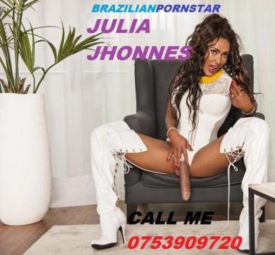 Julia - Escort trans Paris - 0753909720
