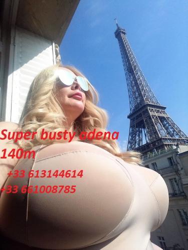 Mega busty bbw escort girl /paris  140m-gros seins naturels  42m  0613144614 - Escort Paris