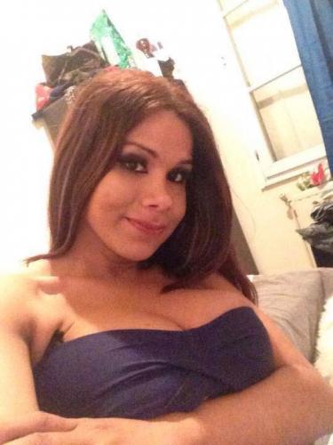 Jolie trans experte pour les débutants !!! - Escort Paris