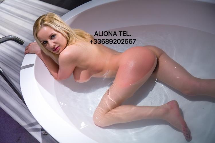 Aliona - Escort girls Paris - 0689202667