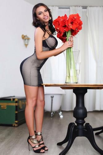 Samantha - Escort trans Paris - 0786902811