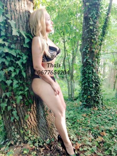 Thais escort blonde a melun 77000 - Escort Pontault Combault