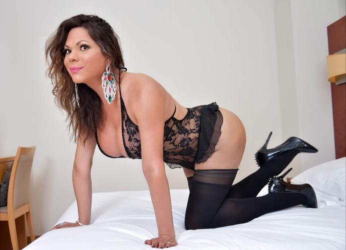 Trans giovanka 100% réel et magnifique - Escort Pantin