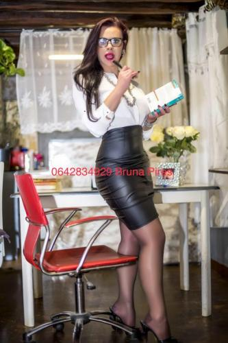 Bruna pires - Escort trans Paris - 0642834929