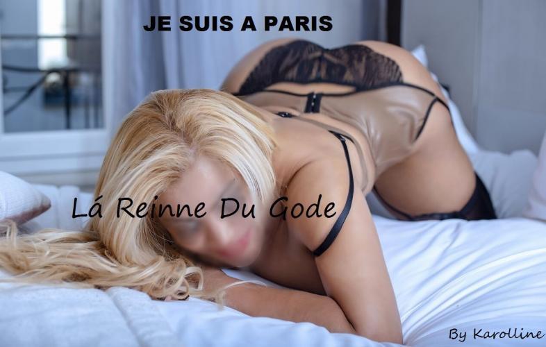 Karolline - Escort girls Paris - 0689551107
