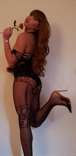 Luanna active xxl  a paris 15eme - Escort Paris
