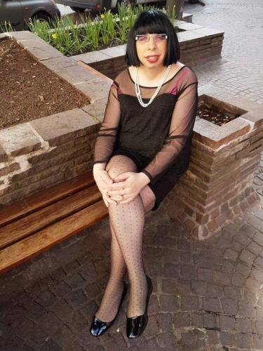 >Eva travestie pour moment de plaisirs sur clermond  ferrand !!!! - Escort Clermont Ferrand