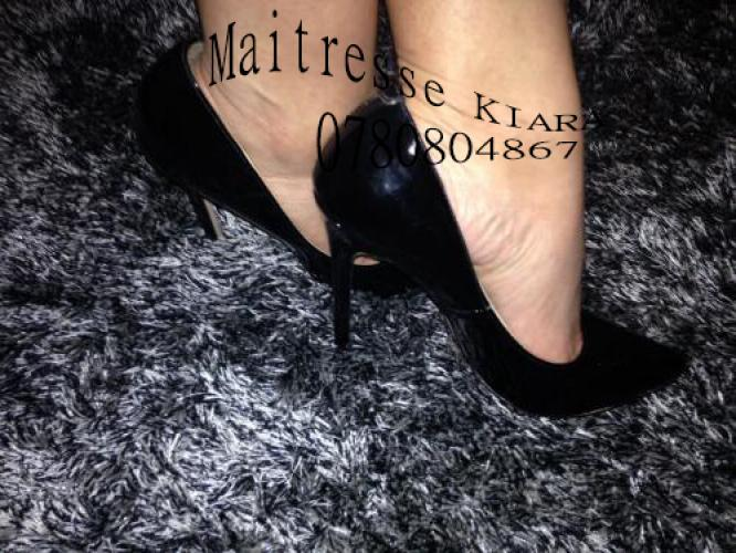 Lady kiara maitresse pleasure à fleur de la peau!!! - Escort Torcy