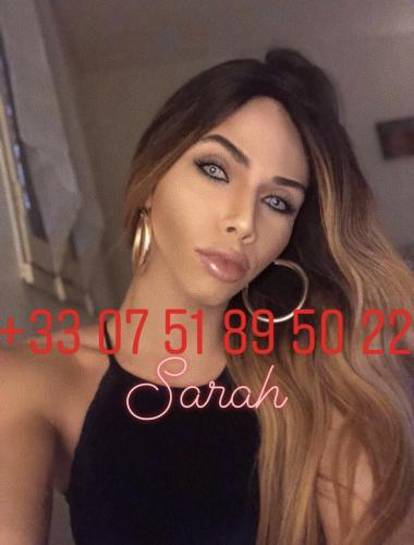 ✨05 days in paris ✨belle trans sarah 20cm rèel!!!