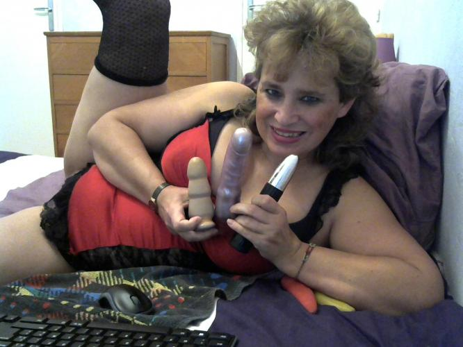 Belle cochone en direct webcam