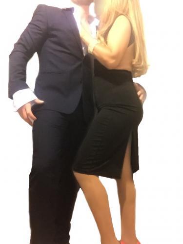Beau couple pour homme bisexuel seul recevons paris 5ème 06 66 33 00 55 - Escort Paris