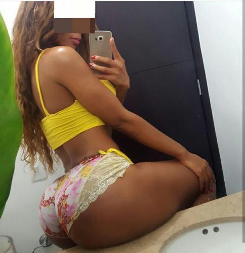 Tres sexy cubana - Escort Mulhouse