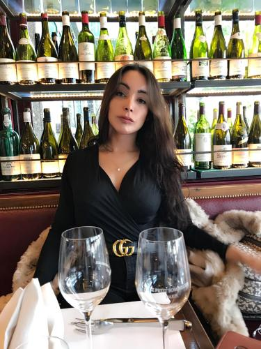 Patricia nikita déesse sans tabous - Escort Paris