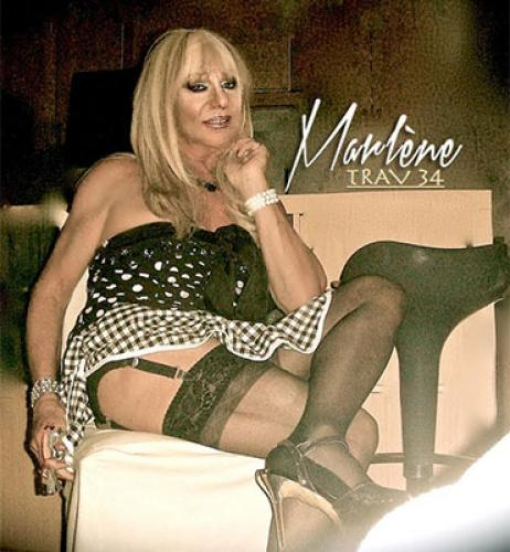 Marlene travesti cap d\'agde - Escort Agde