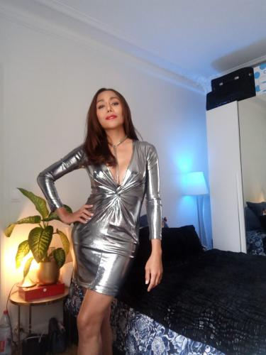 Trans escort maya 75004 metro hotel du ville - Escort Paris