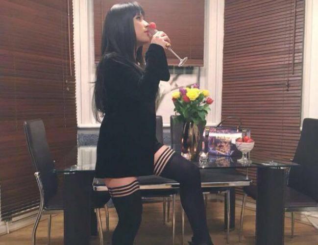 Belle trans sarah disponible a nantes - Escort Nantes