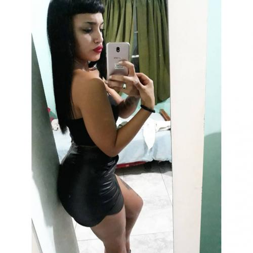 Belle brune dispos - Escort Choisy le Roi