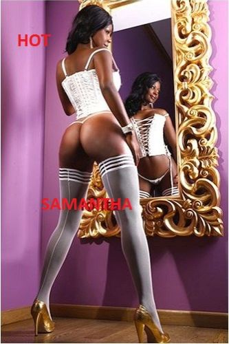 Samantha - Escort girls Paris - 0753422907