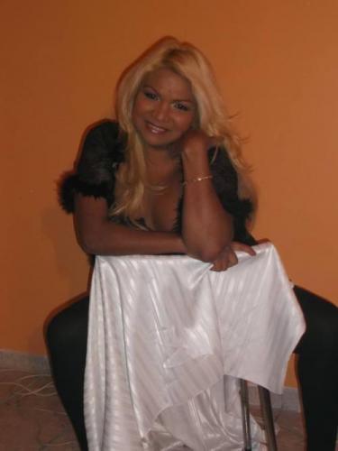 Katia  bele trans blonds  sur drancy dispo 24h24h passagen votre ville dispo - Escort Saint Ouen