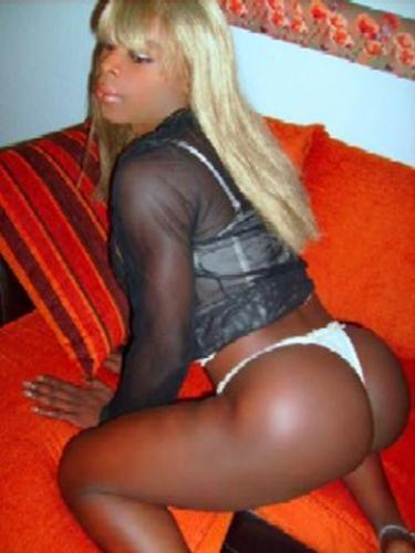 Nikita superbe trans black - Escort Toulouse