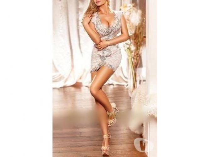 Belle blonde exceptionnelle - Escort Ajaccio