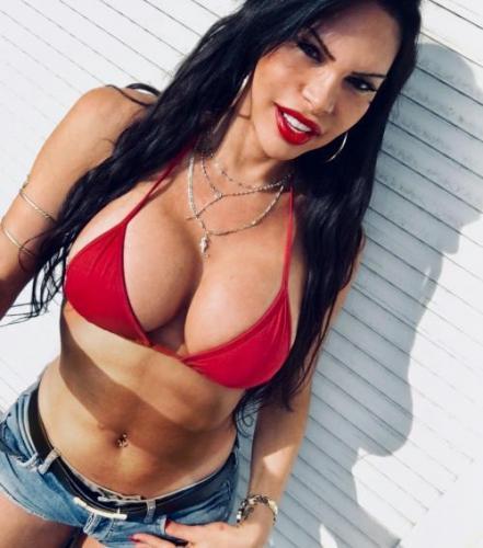 Fabianna dive du sex - Escort trans Paris - 0678121370