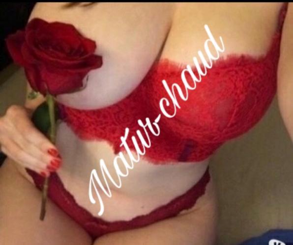 Camilla-sexy matur 42 ans - Escort Quimper