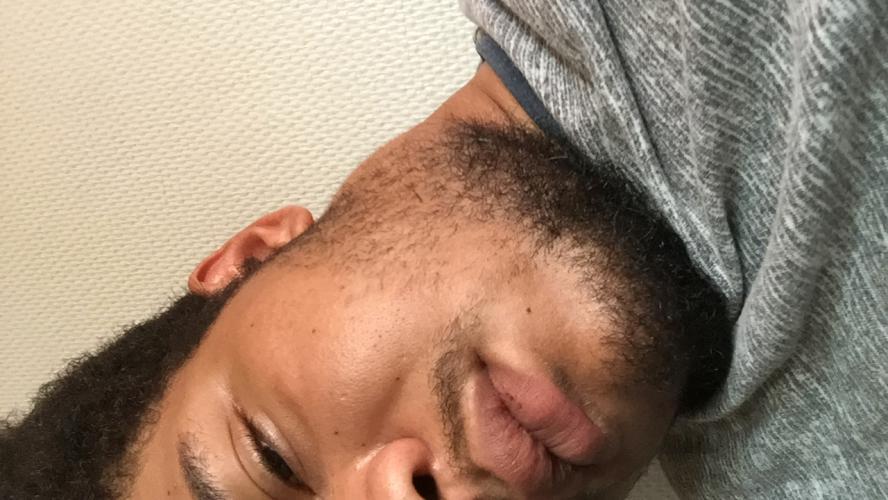 Deux hommes black pour sexe sans prise de tête et sans tabou - Escort Angers