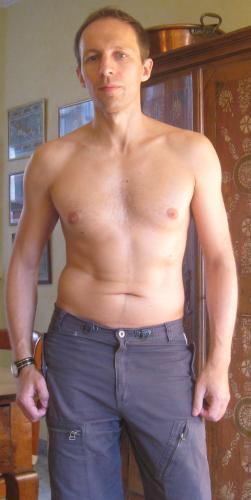 37a masseur certifié sensuel doux attentionné pour h - Escort Paris