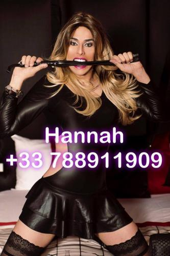 Top belle trans shemale a monaco / beausoleil tbmt incall/outcall - Escort Beausoleil